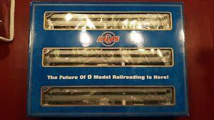 Atlas 6217, 6236, Metro-North 5 Commuter Cars 3-Rail New