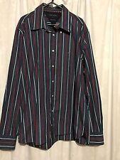 Tommy Hilfiger Long Sleeve Shirt Mens Large