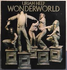 LP Uriah Heep - Wonderworld
