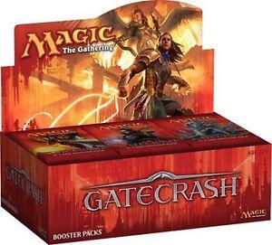 MAGIC THE GATHERING GATECRASH BOOSTER BOX FACTORY SEALED 36 PACKS NEW