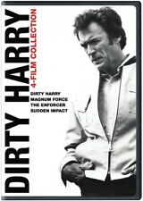 Dirty Harry: 4-Film Collection [New DVD] Eco Amaray Case
