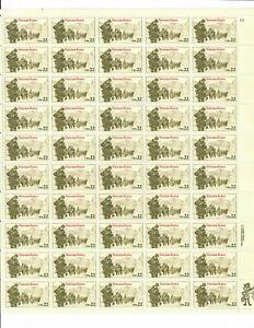 Scott 2152 22¢ Veterans Korean MNH  Free shipping in the USA!!!