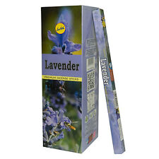 200 varillas incienso Lavander lavanda Sree Vani Supreme Incense aroma India
