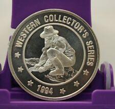 1994 Grand Casino Limited Edition Collector Series Token  Strike .999 Silver