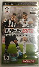 Pro Evolution Soccer 2012 (Sony PSP, 2012) brand new/factory sealed