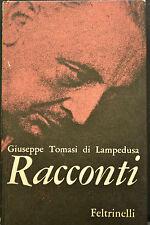 Giuseppe Tomasi di Lampedusa, RACCONTI, Feltrinelli, 1961.