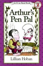 I Can Read Level 2: Arthur's Pen Pal by Lillian Hoban, Paperback)with cassette