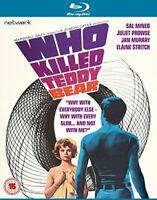 Who Killed Teddy Bear [Bluray] [DVD]