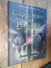 L'épée noire du Pentaskel tome 2 Les fosses de Fomoors