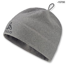 Mützen Odlo Hat Microfleece Grey Melange One Size