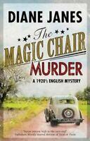 The Magic Chair Murder by Diane Janes 9780727887597 | Brand New