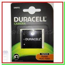 Batteria Ricaricabile DURACELL DR9712 = KODAK KLIC-7001 x EasyShare