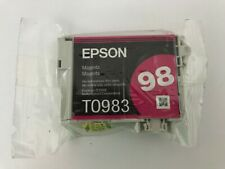 Epson 98 T0983 Magenta Ink GENUINE for Artisan 700 710 725 730 800 810 835 387