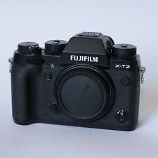 Fujifilm X series X-T2 24.3MP Digital SLR Camera - Black (Body Only) Fuji XT2