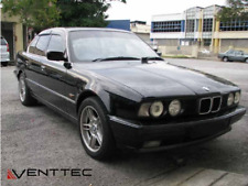 High Quality Venttec BMW E34 Sedan (5 series) Door Visor Deflector Year 88-95