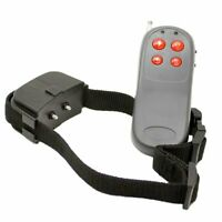 4 In 1 Remote Small/Mediu Dog Training Shock Vibrate Collar Trainer For Pet