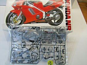 Tamiya 1:12 Scale Honda NR750 Sprue 'A' Grey Parts Only