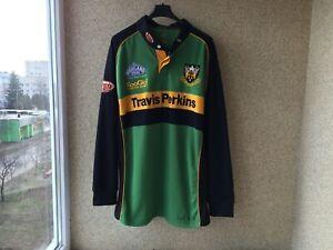 Northampton Saints Rugby Shirts 2004/2005 Jersey Kooga England Home Camiseta 2xl
