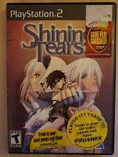 Shining Tears Sony PlayStation 2 PS2 CIB W/Registration card