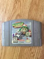 Mischief Makers Nintendo 64 N64 Game Cart Tested Works NG1