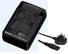Genuine Nikon Mh18 Mh-18a Charger for En-el3e Battery