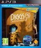 Wonderbook - Diggs L'investigatarlo PS3 - totalmente in italiano