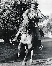 John Wayne  8x10 B & W Reprint Photo