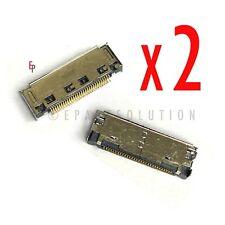 2 X Samsung Galaxy Tab 2 10.1 P5100 P5110 i497 Charging Port USB Dock Connector