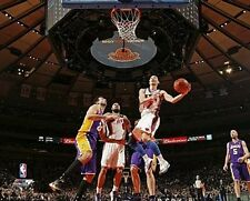 "JEREMY LIN 2012 vs Lakers ""New York Knicks"" LICENSED picture poster 8x10 photo"