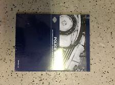 2013 Harley Davidson POLICE MODELS Service Shop Repair Manual Supplement NEW OEM