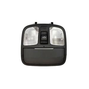 BLACK DOME MAP READING LIGHT LAMP OVERHEAD CONSOLE SUNROOF 2008-13 Genesis Coupe