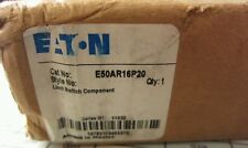 :*NIB* Eaton E50AR16P20 limit sw w/ Head E50DR1