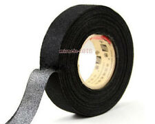 15M*16mm auto High heat resistant wiring insulation Cloth Insulating tape