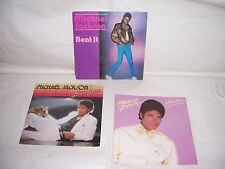 LOT OF 3  EP - 45T OF MICHAEL JACKSON  VG++