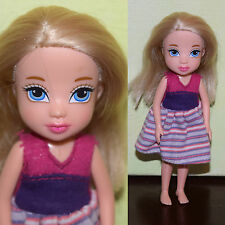 """MGA Entertainment  5"""" BFC INK DOLL Little Sister Stacie Kelly RARE for OOAK"""
