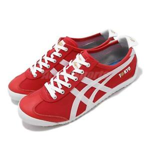 Onitsuka Tiger Mexico 66 Konbu Tokyo Classic Red Men Casual Shoes 1183A730-600