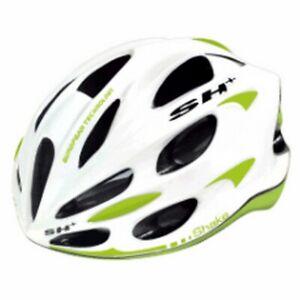 SH+ (SH Plus) Shake Cycling Bicycle Helmet -White/Green  (Was $139.99) Kask Giro