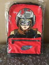 Pyramid Star Wars Anakin Skywalker Backpack Kids School Book Camp Bag New w/Tags
