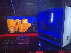 gaming pc CPU:ryzen 3 2200g Integrated Graphics Vega 8  :GPU :GTX 1050 2 G