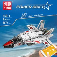 Bausteine Elektrisch Amphibien Flugzeuge Mould King15013 Kinder Spielzeug 556PCS