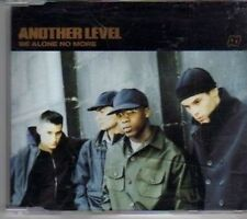 ANOTHER LEVEL - BE ALONE NO MORE - 4TRACKS - CD