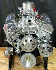 SBC 383 STROKER ENGINE  & HYD ROLLER CAM 450 hp