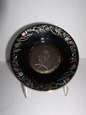 """The Japanese Blossoms of Autumn-Wild Carnations- Hamilton 6"""" Collect Plate#0912D"""