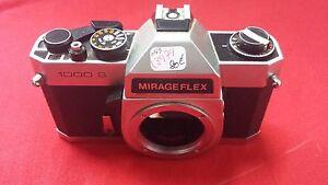 Device Photographic Vintage Mirageflex 1000S - Housing Only - REF18979