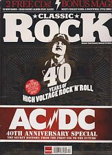 CLASSIC ROCK MAGAZINE + FREE 2 CD DEC 2013, 40 Years of High Voltage Rock'n'Roll