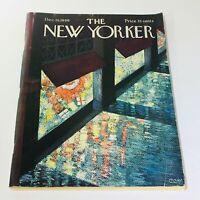The New Yorker: December 10 1966 Full Magazine/Theme Cover Charles E. Martin