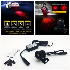 1x Anti Collision Car Laser Fog Light Tail LED Parking Signal Warning Light Lamp