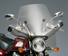 "SLIPSTREAMER S-02 SPIRIT WINDSHIELD CLEAR 21.5"" X 35"" Fits: Honda CMX250C Rebel,"