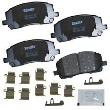 Front Brake Pad Set For 2001-2007 Toyota Highlander 2003 2002 2004 2005 Bendix