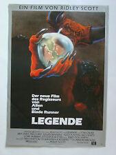 Legende LEGEND Tom Cruise, Ridley Scott  - Filmplakat DIN A1 (gerollt)